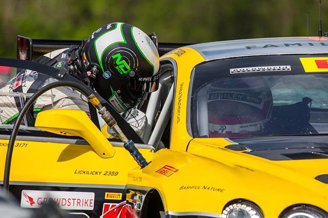 Soucek y Parente muestran su potencial en VIR, en un fin de semana dominado por los Continental GT3